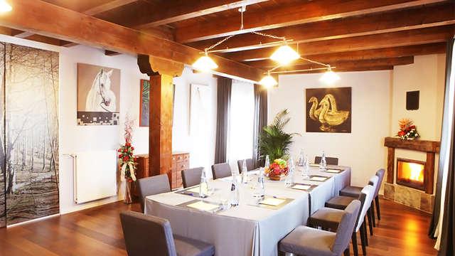 Hotel Iribarnia The Originals Relais Relais du Silence