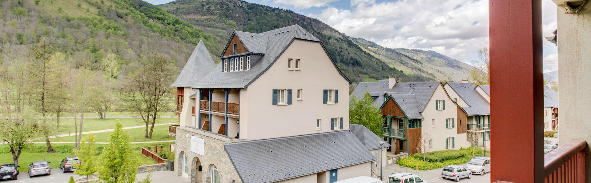 Studio dans un village des Pyrénées à Loudenvielle