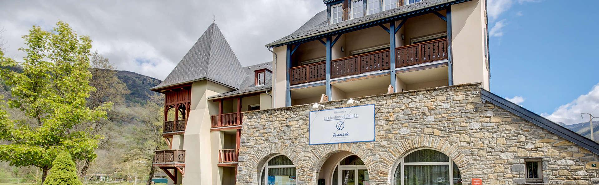 Appartement famillial près des pistes de ski de Peyragudes et Val Louron