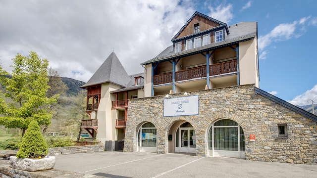 Apartamento familiar cerca de las pistas de esquí de Peyragudes y Val Louron