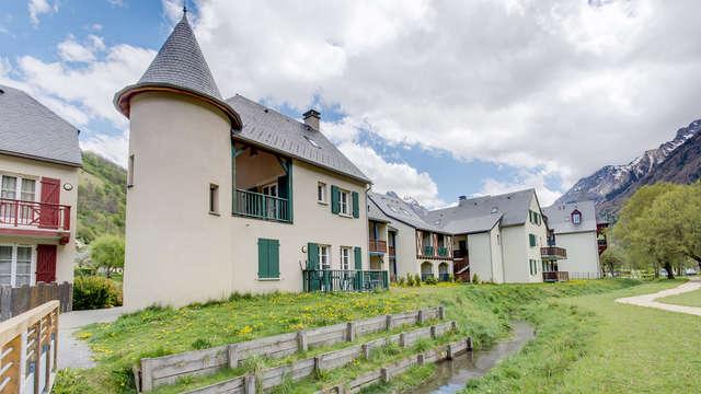 Bonito apartamento cerca del lago de Génos-Loudenvielle en los Pirineos