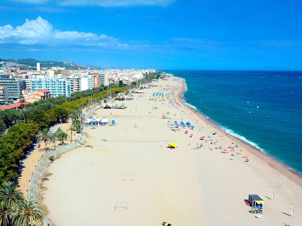 Séjour Catalogne - Offre exclusive! Vacances en demi-pension et verre de bienvenue à Calella  - 3*