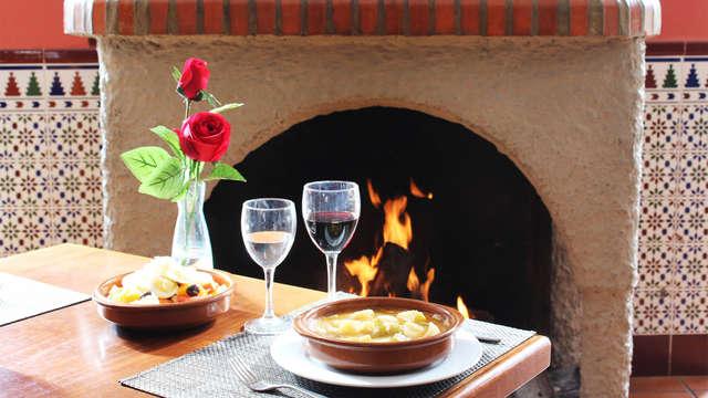 Escapada rural con cena: Vive la naturaleza de Granada