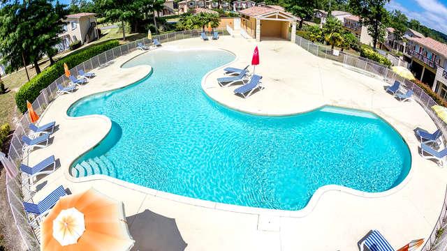 Vacanceole - Residence le Domaine du Golf d Albret