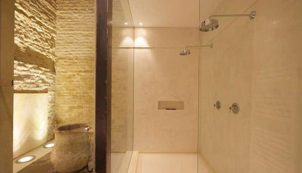 Corral del Rey - bath