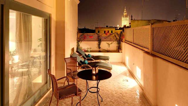 Especial terrazas: alójate en pleno centro de Sevilla y disfruta de una copa con mucho glamour