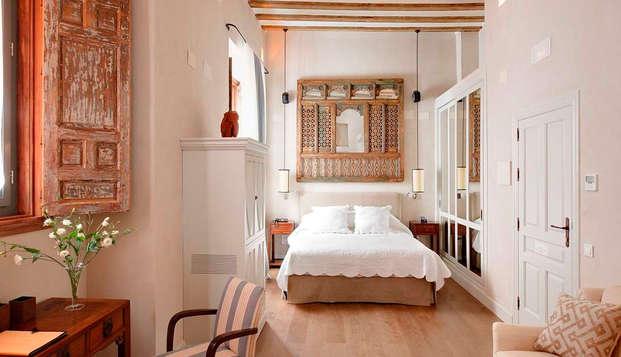 Corral del Rey - room