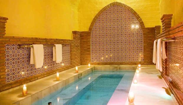 Week-end détente : Plongez dans les bains arabes (à partir de 2 nuits)