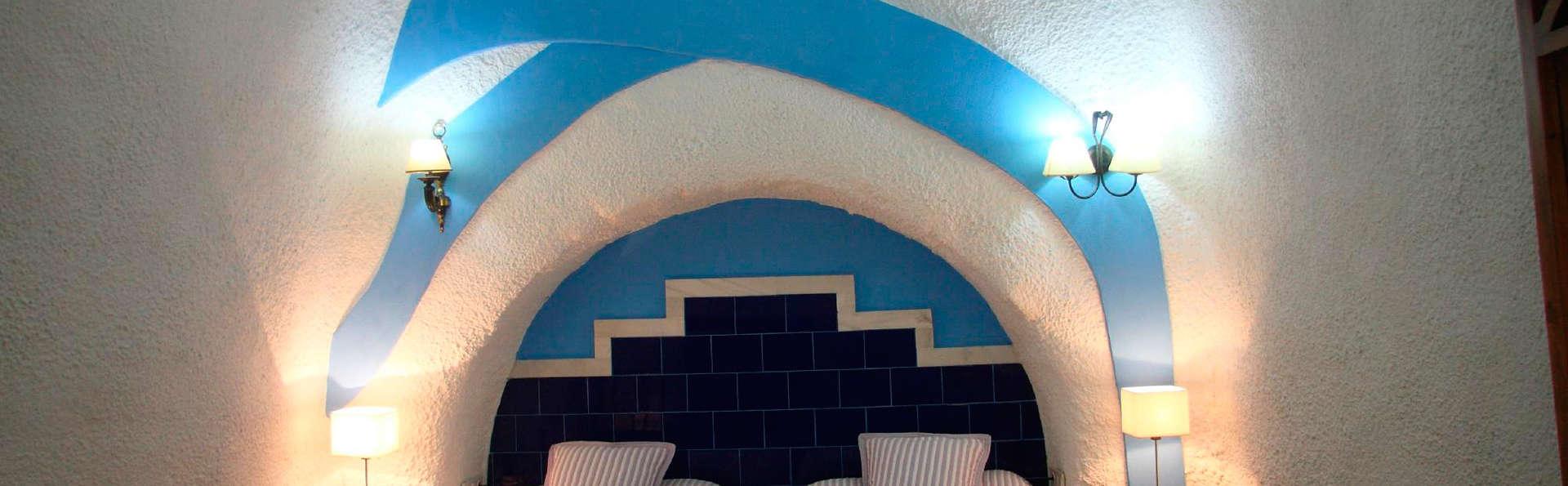 Séjournez dans une grotte à Guadix ! (à partir de 2 nuits)