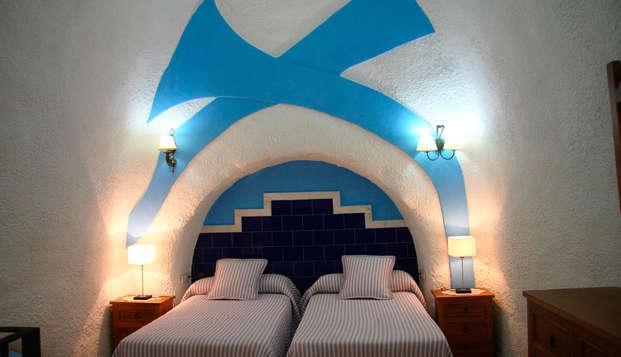 Escápate a estas cuevas en la comarca de Guadix (desde 2 noches)