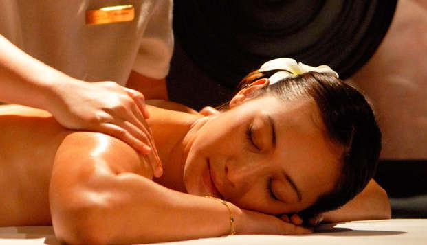 Escapada relax en plena naturaleza: masaje incluido a un paso de Guadix
