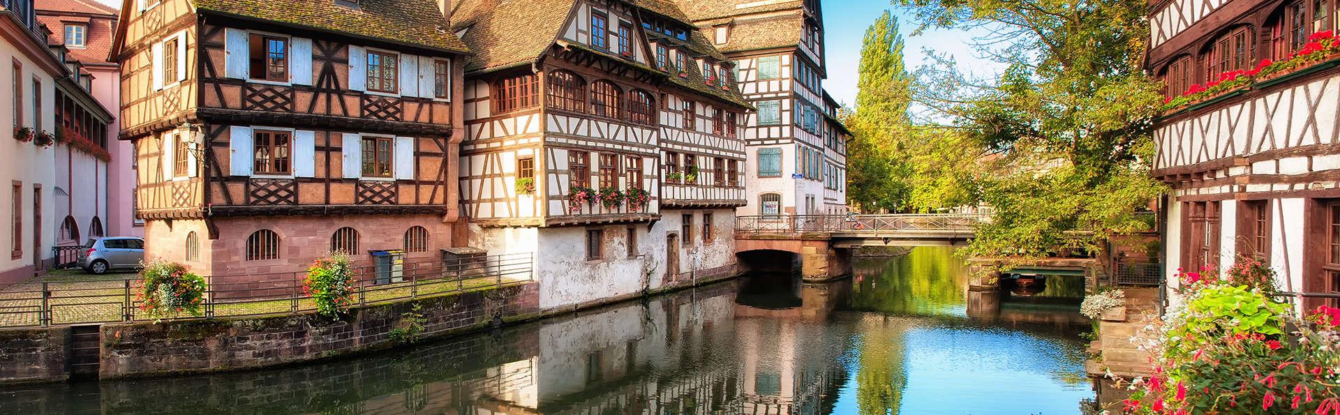 """Votre """"home sweet home"""" au cœur de Strasbourg"""