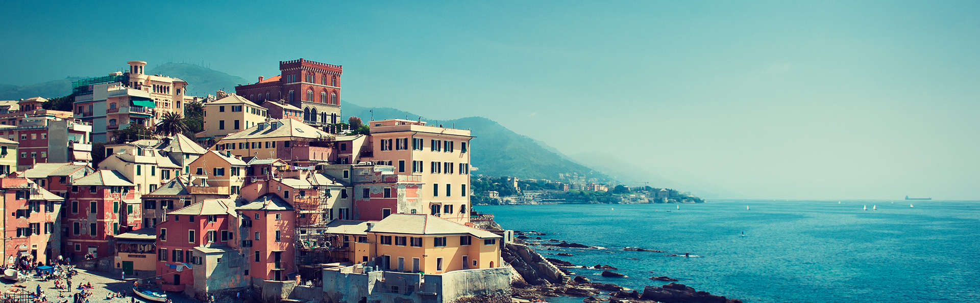 Au cœur de Gênes à deux pas du port