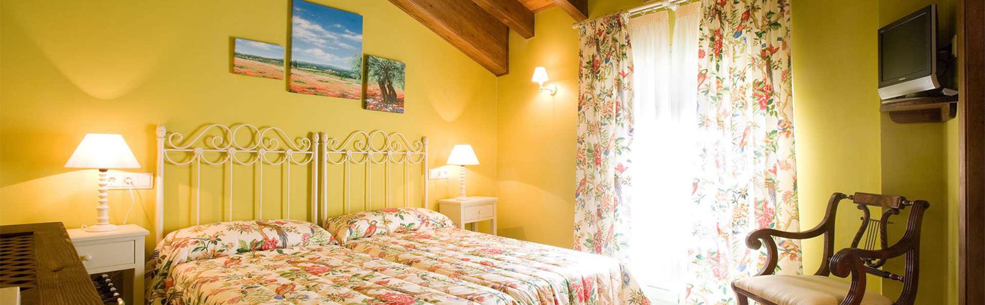 Escapada en un hotel rural con mucho encanto en la región del Somontano