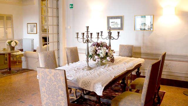Saborea la gastronomía típica de la Toscana con una cena en un villa del siglo XV