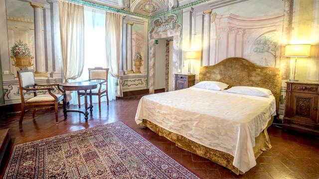 Romanticismo a un paso de Lucca, con cena y paseo en calesa (desde 2 noches)