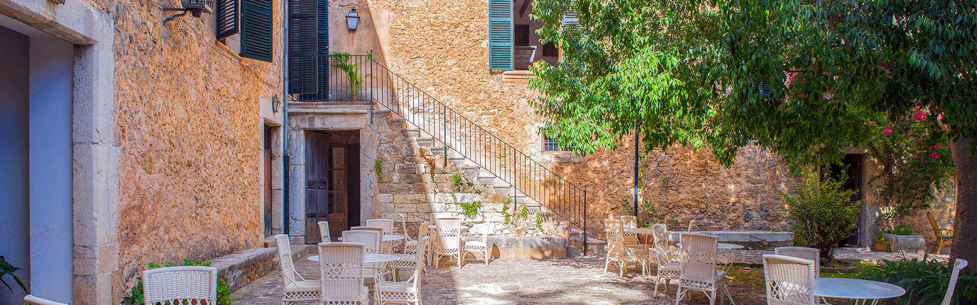 Bol d'air frais à la campagne : un coin de paradis à Majorque