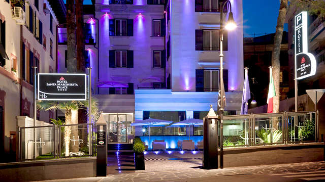 Weekend in hotel boutique a Santa Margherita Ligure!