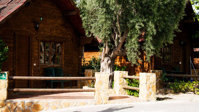 Fuente del Lobo Bungalows Adults Only
