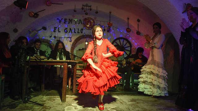 Escapada Flamenca con espectáculo en Venta El Gallo