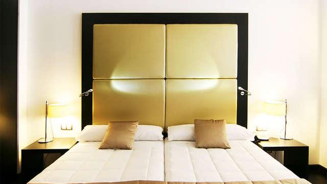 Escápate a Cáceres en Hotel 4* moderno y elegante con desayuno incluido