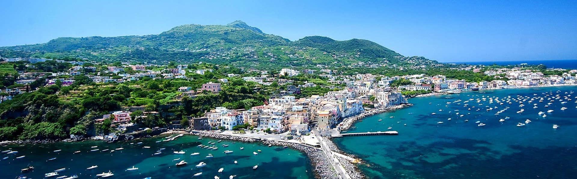 Magnifique séjour sur l'île verte d'Ischia