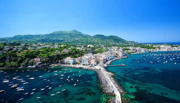 Nuits de rêve sur l'île d'Ischia (à partir de 2 nuits)
