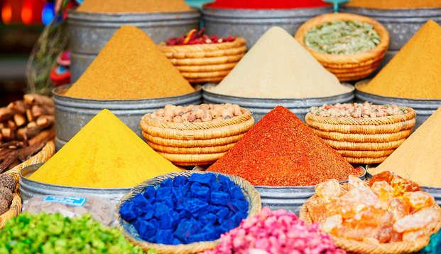 Ontdek de kunst van het koken in Marrakech (vanaf 2 nachten)