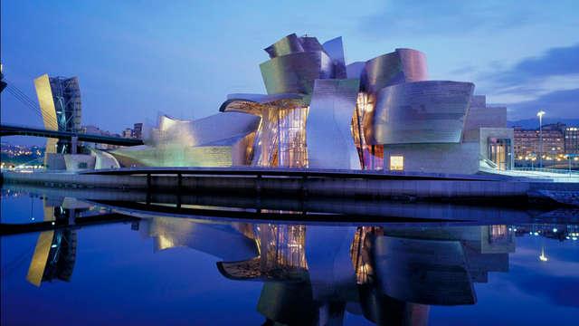 Escapada cultural con entradas al Guggenheim y Puente Colgante