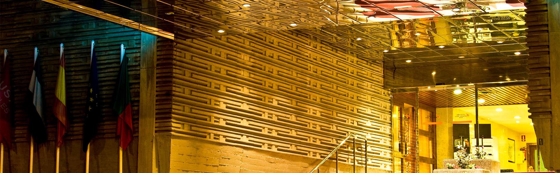 Sercotel Gran Hotel Zurbarán Badajoz - EDIT_Exterior.jpg