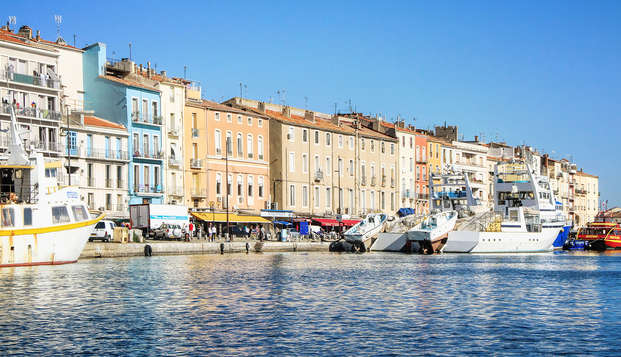 Air iodé et plage aux portes de Montpellier
