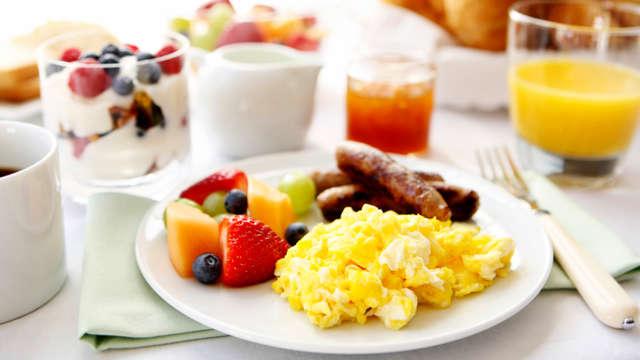 Hotel de Seze - Breakfast