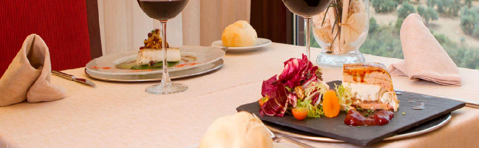 Escapade de luxe 5* : séjour à Antequera avec dîner gastronomique et spa inclus