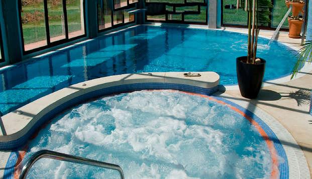 Lux&relax: escápate a un 5* en pensión completa y sesión de spa incluida