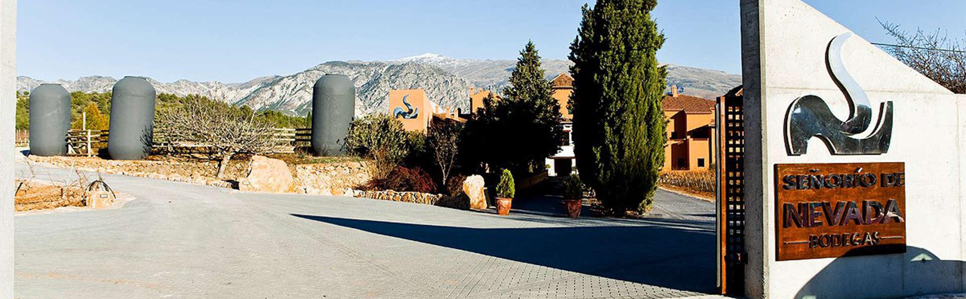 Hotel & Winery Señorío de Nevada - EDIT_Entrance.jpg