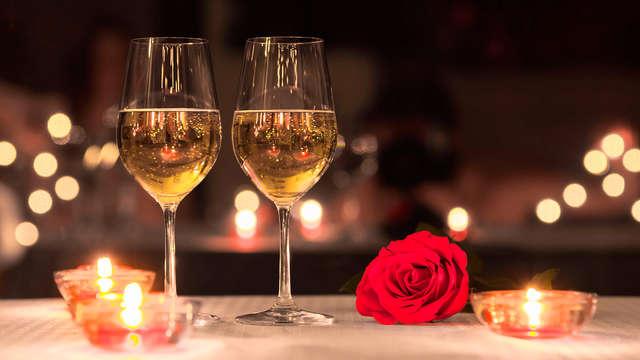 Estancia romántica en Toscana con cena