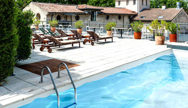 Hotel Cloitre Saint-Louis - Pool