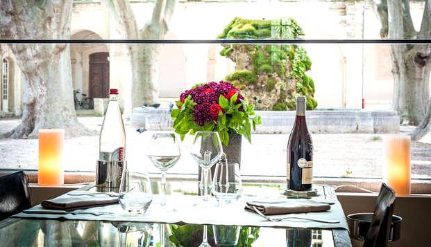 Hotel Cloitre Saint-Louis - Restaurant