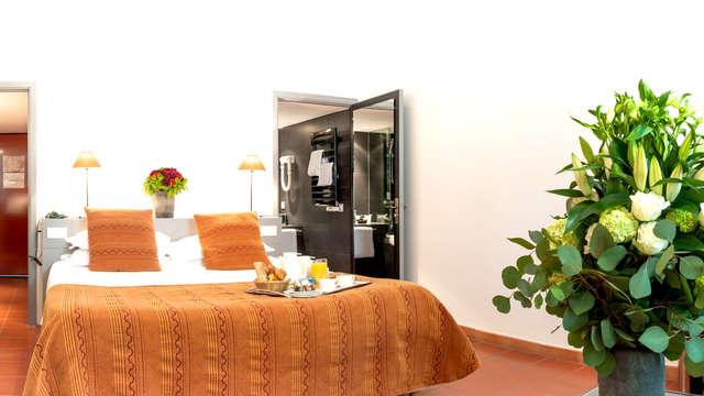 Hotel Cloitre Saint-Louis