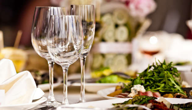 Soggiorno con cena gastronomica sulla Costa del Maresme