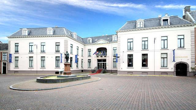 Historie in een voormalig paleis te Friesland