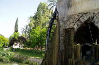 Rueda de Alcantarilla -