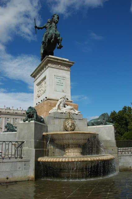Monumento a Felipe IV (Madrid)