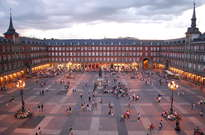 Plaza Mayor de Madrid -