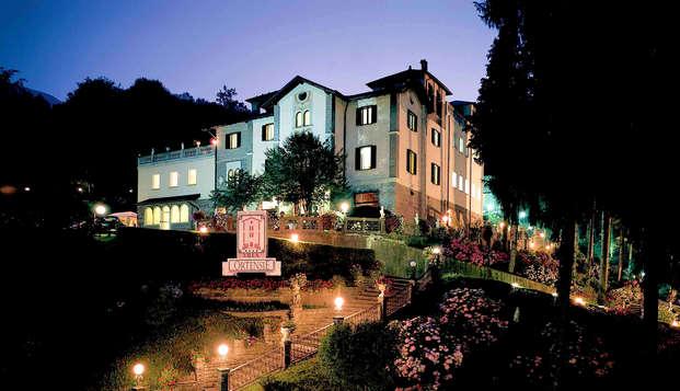 Weekend a Sant'Omobono Terme con spa e pensione completa