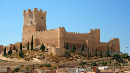 Castillo de Salvatierra (Villena)