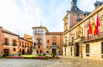 Plaza de la Villa de Madrid -
