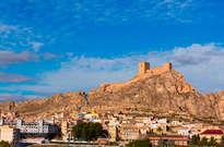Castillo de Sax -