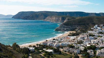 Playa de Agua Amarga