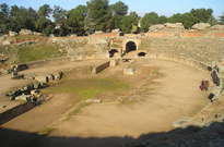 Anfiteatro de Mérida -